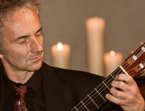 Gitarrekonzert mit Roland Mueller