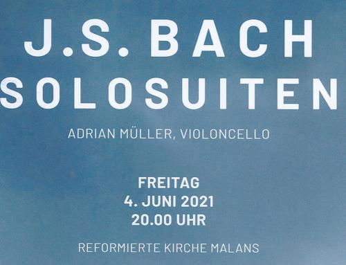 Konzert Bach Solosuiten
